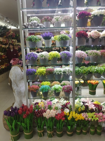 Latex Real Touch Flowers, Yiwu China