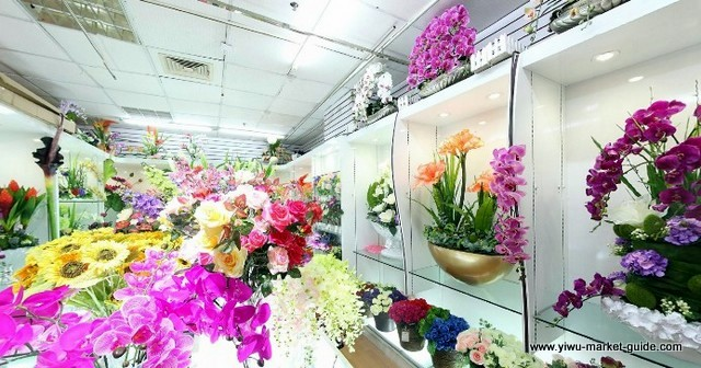 artificial flowers wholesale showrooms