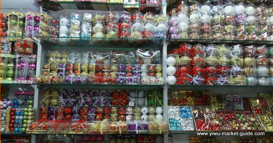 Christmas Decorations Wholesale China Yiwu