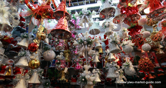 christmas decorations wholesale china yiwu 005 - Wholesale Christmas Decorations
