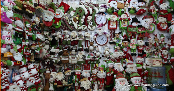 christmas decorations wholesale china yiwu 025