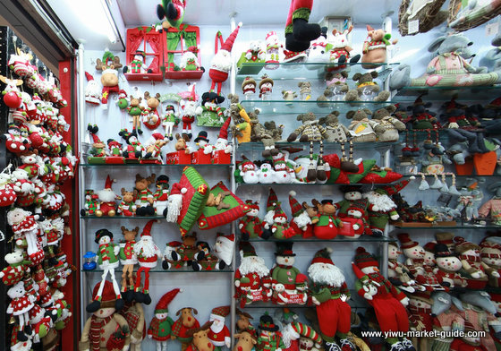 Christmas decorations wholesale china yiwu 3 for Discount christmas decorations