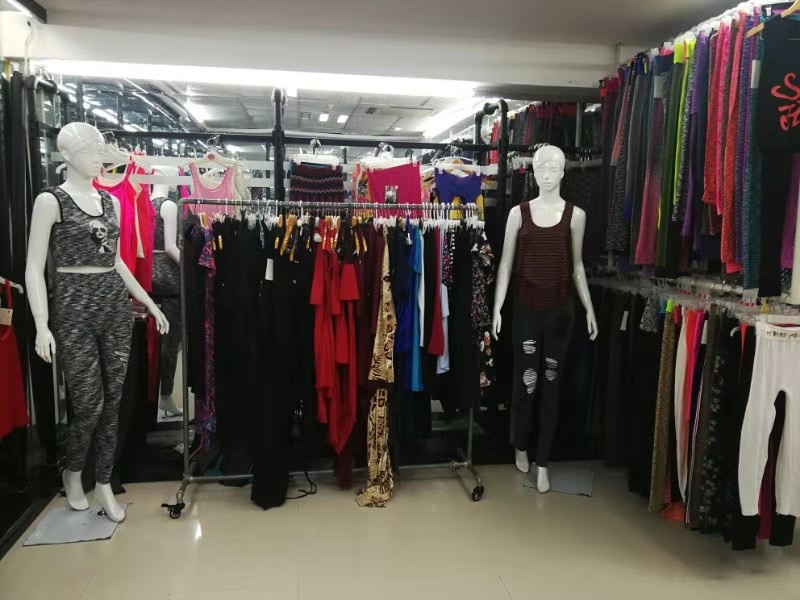garments-showroom-yiwu-China