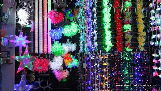 Holiday Decorations Wholesale China Yiwu