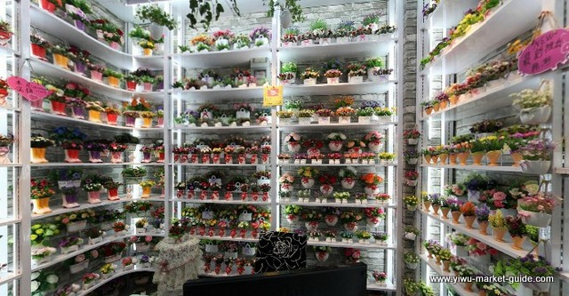 potted-flowers-decoration-wholesale-yiwu-china