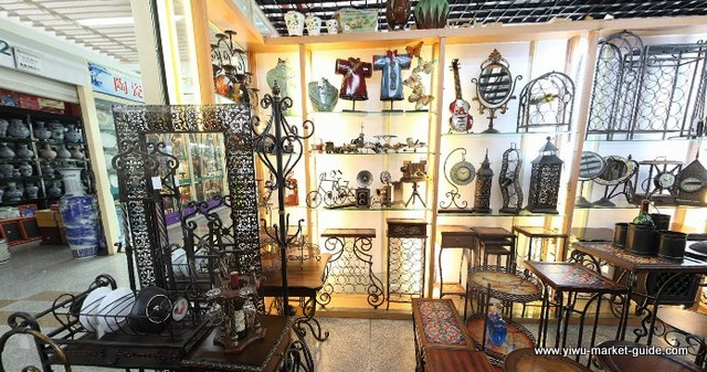 Steel Home Decorations Wholesale China Yiwu
