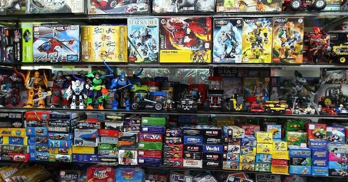 Toys Wholesale China Yiwu 9