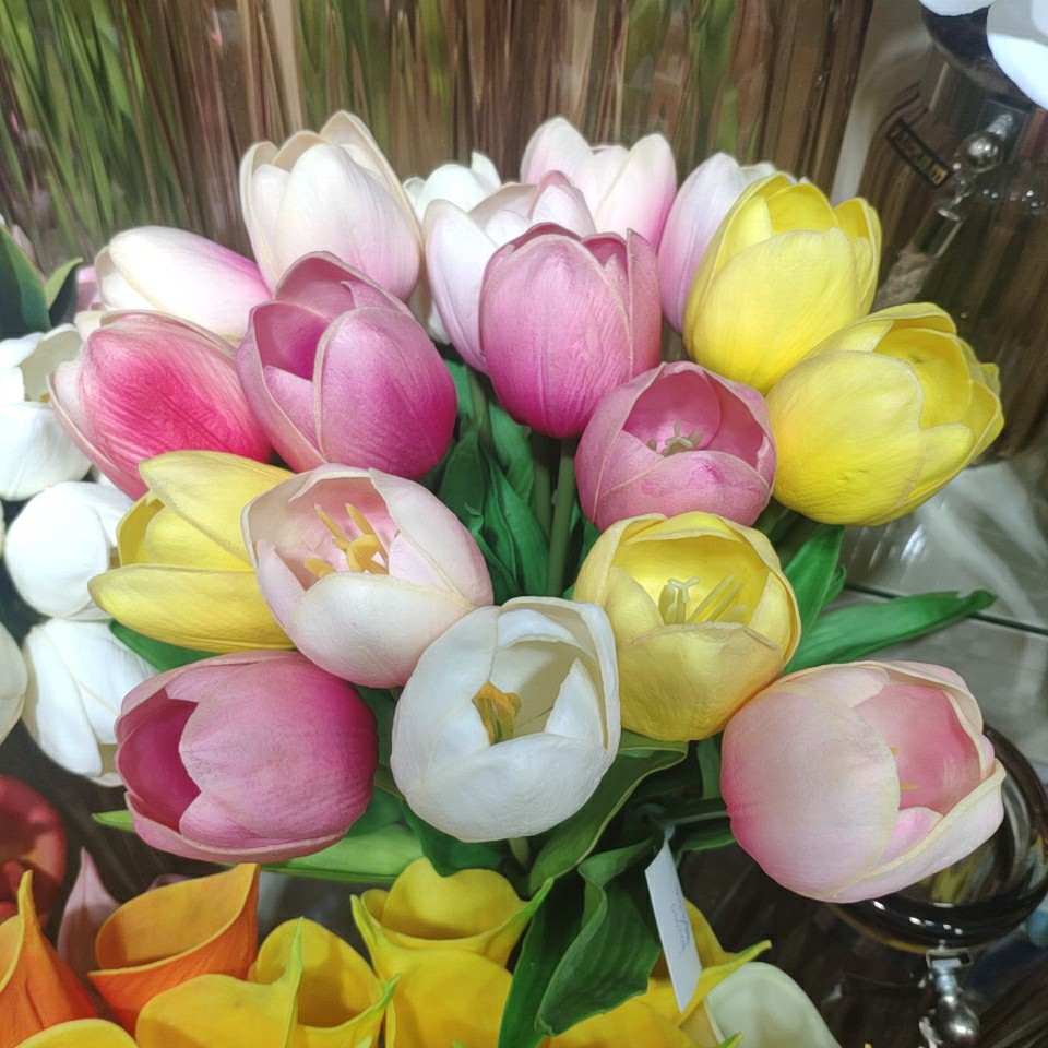 Latex tulips 918405003, Yiwu China