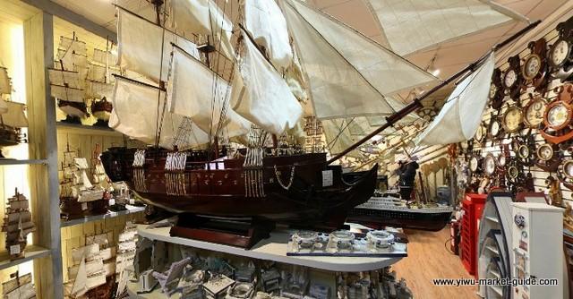 wooden-sailboat-Wholesale-China-Yiwu