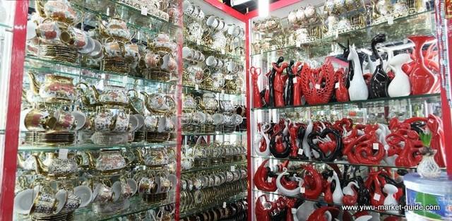 Ceramic Decor Wholesale China Yiwu